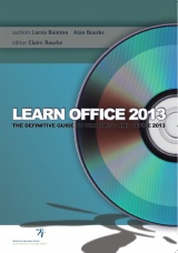 Front cover of Learn Office 2013