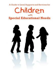 A Guide to Local Supports and Services for Children with Special Education Needs
