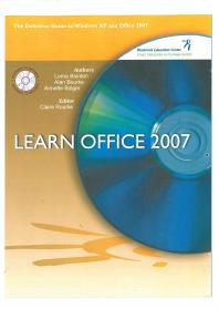 Cover image Learn Office 2007