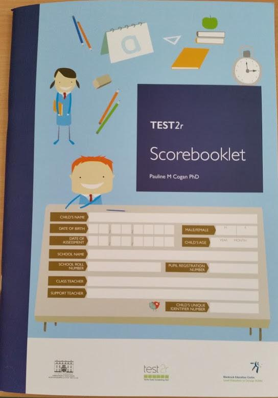 BEC Publishing TEST2r Score booklets (pack of 5)